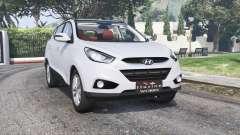 Hyundai ix35 (LM) 2010 [add-on] para GTA 5