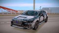 Subaru WRX STI 2017 Geometric para GTA San Andreas