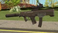 QCW-05 Knives Out K.O para GTA San Andreas