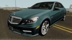 Mercedes-Benz W212 E63 AMG IVF para GTA San Andreas