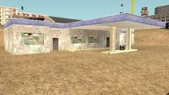 Doherty Garage - Retexture para GTA San Andreas