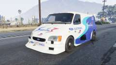 Ford Transit Supervan 3 2004 [replace] para GTA 5