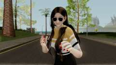 Mai Shiranui Korean Style 6 (Dead or Alive) para GTA San Andreas