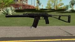 AS-VAL Special Complex para GTA San Andreas