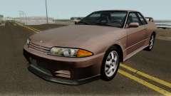 Nissan Skyline GT-R (BNR32) 1989 1.01 para GTA San Andreas