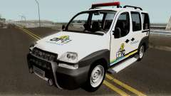 Fiat Doblo da EPTC para GTA San Andreas