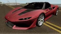 Ferrari J50 para GTA San Andreas