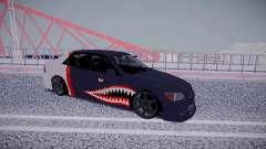 Toyota Altezza Shark para GTA San Andreas