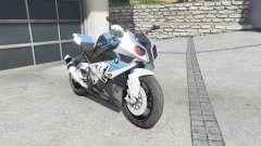 BMW HP4 2012 [replace] para GTA 5