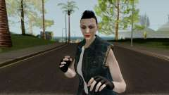 GTA Online Female Random Skin 2 (Bikers DLC) para GTA San Andreas