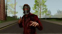 Marvel Future Fight - Star Lord (Infinity War) para GTA San Andreas