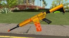 ROS-M4A1 Pew Pew Pew para GTA San Andreas