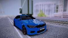 BMW M5 F90 Stock para GTA San Andreas