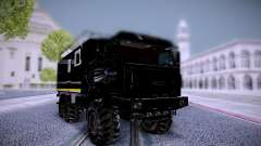 Residencial módulo Ural 4320-4971-80Е5, USST para GTA San Andreas
