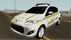 Fiat Palio da Radio Patrulha para GTA San Andreas
