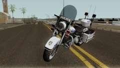 GTA TBoGT Police Bike para GTA San Andreas