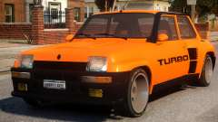 Renault 5 Turbo V2