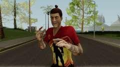 Kombat Cup Johnny Cage MKXM para GTA San Andreas