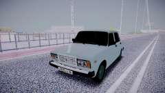 VAZ Branco 2107 para GTA San Andreas
