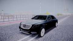 Mercedes-Benz S600 Maybach