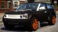 2012 Bowler EXR para GTA 4