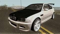 BMW M3 E46 HQ para GTA San Andreas