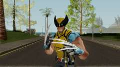 Wolverine From Marvel Strike Force para GTA San Andreas