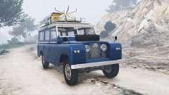 Land Rover Series II 109 Station Wagon 1971 para GTA 5