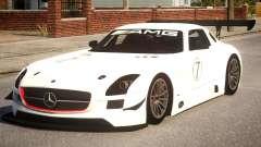 Mercedes-Benz SLS AMG PJ1 para GTA 4