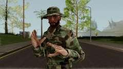 Pakistani SSG Skin para GTA San Andreas