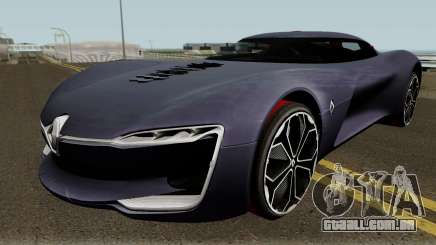 Renault Trezor para GTA San Andreas