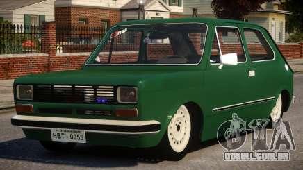 Fiat 147 para GTA 4