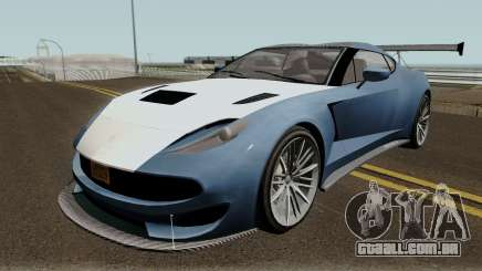 Ocelot Pariah GTA V HQ para GTA San Andreas