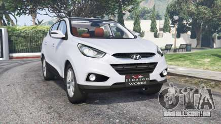 Hyundai ix35 (LM) 2010 [add-on] para GTA 5