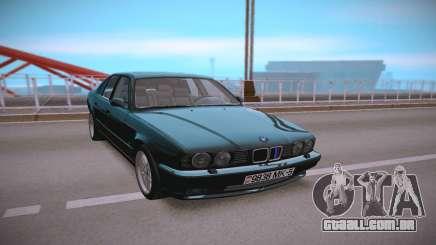 BMW E34 Asphalt para GTA San Andreas