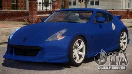 Nissan 370Z S-Tune V1 para GTA 4