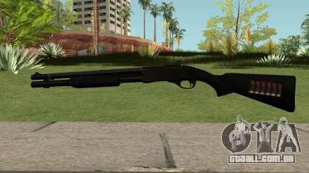 Mossberg 590 para GTA San Andreas