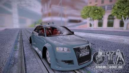 Audi A3 Rus Plates para GTA San Andreas