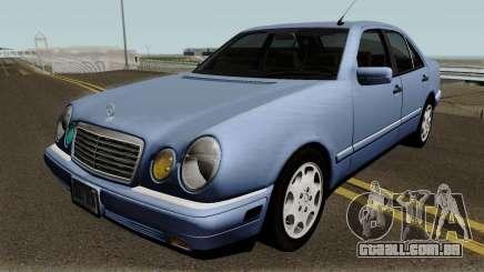 Mercedes-Benz E-Klasse W210 E320 1995 (US-Spec) para GTA San Andreas
