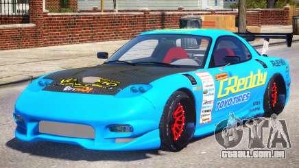 KJC Mazda RX-7 PJ1 para GTA 4