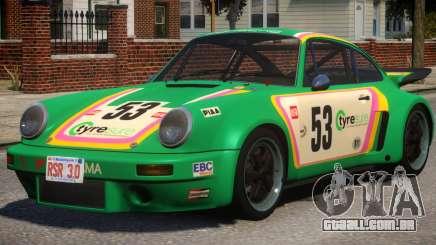 1974 Porsche 911 PJ5 para GTA 4
