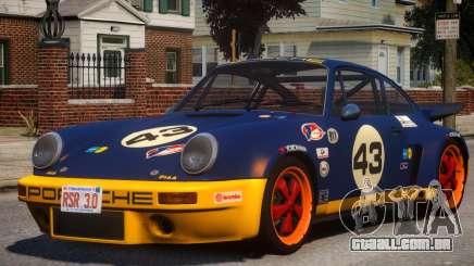 1974 Porsche 911 PJ7 para GTA 4