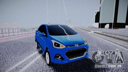 Kia Rio Sedan para GTA San Andreas