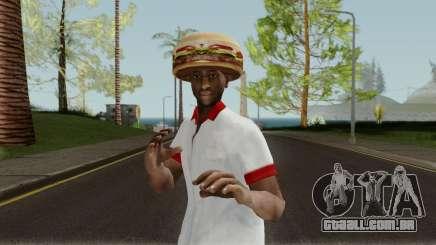 New Ogloc para GTA San Andreas