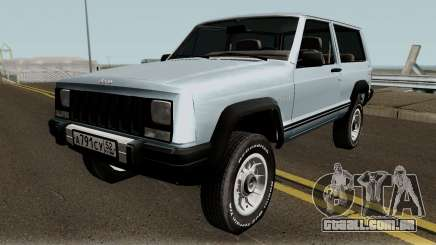 Jeep Cherokee XJ para GTA San Andreas
