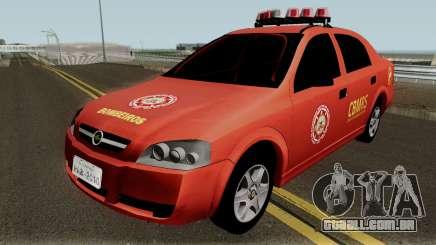 Chevrolet Astra CBMRS para GTA San Andreas