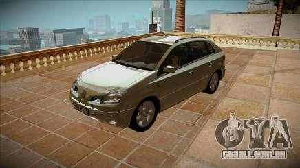 Renault Koleos para GTA San Andreas