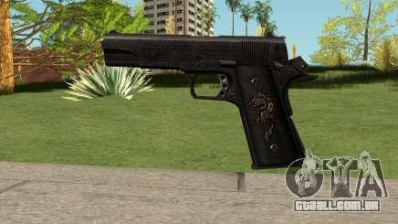 Colt M1911 New para GTA San Andreas