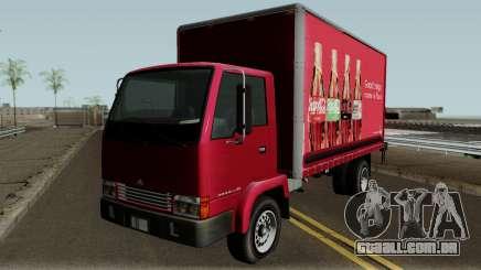 Maibatsu Mule GTA IV with New Logos para GTA San Andreas