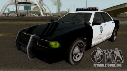 Police Stanier R.P.D. GTA V IVF para GTA San Andreas